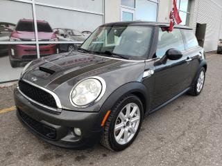 Used 2011 MINI Cooper S COOPER S for sale in Montréal, QC