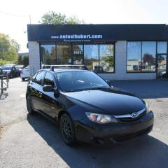 Used 2010 Subaru Impreza HAYON 2.5I AWD for sale in St-Hubert, QC