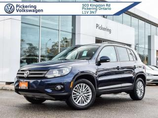 Used 2016 Volkswagen Tiguan Special Edition 4dr AWD 4MOTION for sale in Pickering, ON