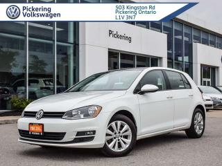 Used 2015 Volkswagen Golf TDI!! COMFORTLINE DIESEL! for sale in Pickering, ON