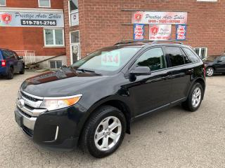 Used 2014 Ford Edge SEL/AWD/3.5L/ONE OWNER/NO ACCIDENT/SAFETY INCLUDED for sale in Cambridge, ON