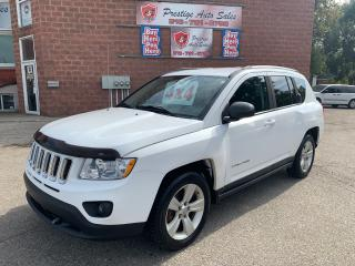Used 2011 Jeep Compass North Edition/4X4/2.4L/SAFETY INCLUDED for sale in Cambridge, ON