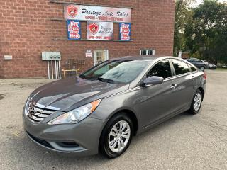 Used 2011 Hyundai Sonata GL/2.4L/ONE OWNER/NO ACCIDENT/SAFETY INCLUDED for sale in Cambridge, ON