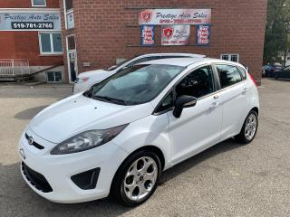Used 2013 Ford Fiesta Titanium/1.6L/SAFETY INCLUDED for sale in Cambridge, ON