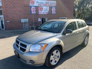 Used 2009 Dodge Caliber SXT/2.4L/NO ACCIDENT/SAFETY INCLUDED for sale in Cambridge, ON