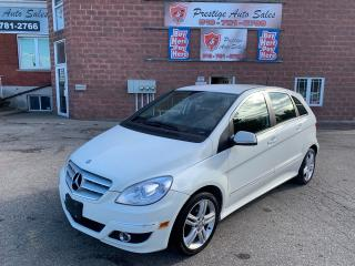 Used 2011 Mercedes-Benz B200 2L/NO ACCIDENT/SAFETY INCLUDED for sale in Cambridge, ON