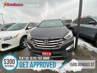 Used 2015 Hyundai Santa Fe SPORT for sale in London, ON