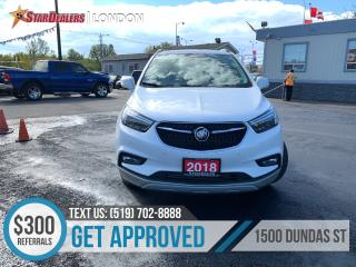 Used 2018 Buick Encore for sale in London, ON