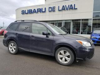 Used 2015 Subaru Forester 2.5i Commodité for sale in Laval, QC