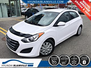 Used 2016 Hyundai Elantra GT GL MAN BLUETOOTH, BANCS CHAUFFANTS, A/C for sale in Blainville, QC