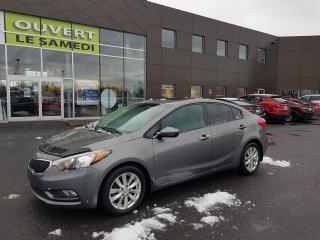 Used 2016 Kia Forte LX+, TOIT OUVRANT, MAGS, A/C, BLUETOOTH for sale in Chambly, QC