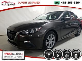 Used 2014 Mazda MAZDA3 GX* AT* 5 PORTES* GROUPE ELECTRIQUE* for sale in Québec, QC