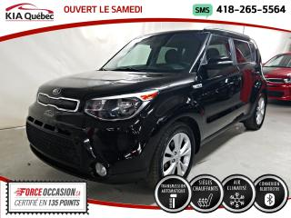 Used 2015 Kia Soul EX* AT* SIEGES CHAUFFANTS* A/C* for sale in Québec, QC