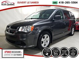 Used 2016 Dodge Grand Caravan SE* BLUETOOTH* MAGS* GROUPE ELECTRIQUE* for sale in Québec, QC
