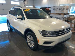 Used 2019 Volkswagen Tiguan Trendline for sale in Caraquet, NB