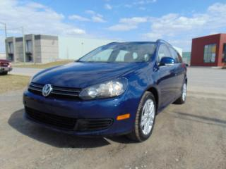 Used 2011 Volkswagen Golf Wagon ******5 VITESSES*******A/C****** for sale in St-Eustache, QC