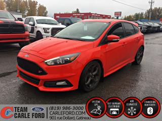 Used 2015 Ford Focus Hayon 5 portes ST for sale in Gatineau, QC