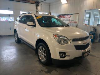 Used 2013 Chevrolet Equinox LT for sale in Caraquet, NB