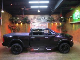 Used 2016 RAM 2500 ** LIFTED 6.4L MIDNIGHT EDITION!! ** for sale in Winnipeg, MB
