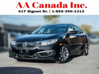 Used 2017 Honda Civic EX |SUNROOF| for sale in Toronto, ON