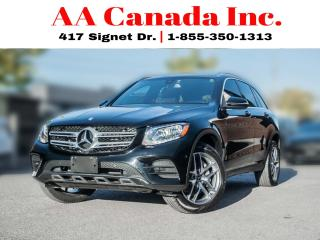 Used 2017 Mercedes-Benz GL-Class GLC 300 |NAVI|PANOROOF| for sale in Toronto, ON