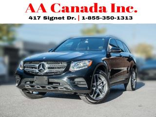 Used 2017 Mercedes-Benz GLC 300 GLC 300 |NAVI|PANOROOF| for sale in Toronto, ON