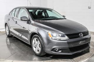 Used 2014 Volkswagen Jetta Comfort Line for sale in St-Hubert, QC