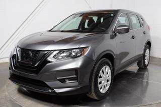 Used 2018 Nissan Rogue S AWD CAMÉRA DE RECUL for sale in St-Hubert, QC
