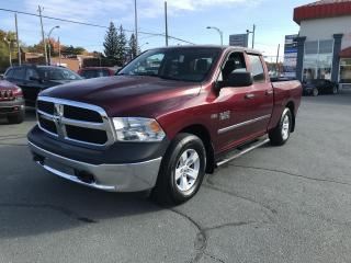 Used 2016 RAM 1500 Cabine quad 4RM, 140,5 po ST for sale in Sherbrooke, QC