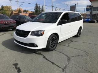 Used 2017 Dodge Grand Caravan SXT BLACKTOP for sale in Sherbrooke, QC