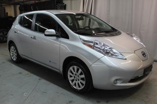 Used 2016 Nissan Leaf S (SIEGES CHUFFANTS,A/C,BLUETOOTH) CHARG for sale in St-Constant, QC