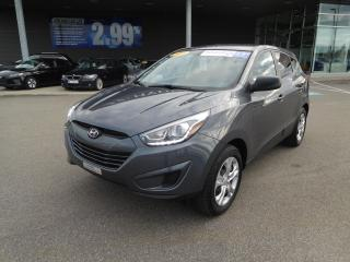 Used 2015 Hyundai Tucson GL,A/C,CRUISE,BLUETOOTH,BAS KM!!! for sale in Mirabel, QC