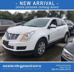 Used 2014 Cadillac SRX Leather/Heated Seats/Alloy Wheels/Low KMs for sale in Niagara Falls, ON