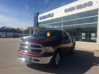 Used 2017 RAM 1500 SLT for sale in Owen Sound, ON
