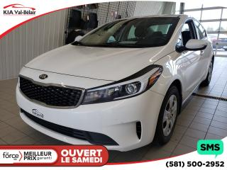 Used 2017 Kia Forte *LX*AIR*CRUISE*BLUETOOTH* for sale in Québec, QC