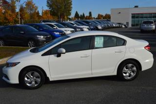 Used 2015 Honda Civic LX for sale in Longueuil, QC