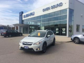 Used 2016 Subaru Crosstrek 2.0i w/Touring Pkg for sale in Owen Sound, ON
