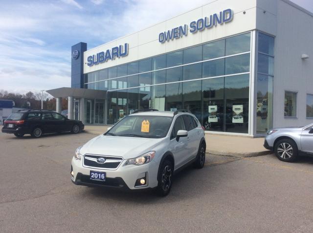 2016 Subaru Crosstrek 2.0i w/Touring Pkg
