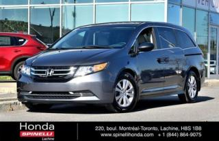 Used 2016 Honda Odyssey SE 8 PASSAGERS BAS KM BAS KM 8 PASSAGERS MAGS for sale in Lachine, QC