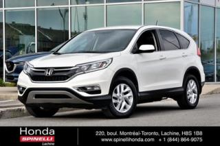 Used 2016 Honda CR-V SE AWD MAGS AWD MAGS BLUETOOTH for sale in Lachine, QC