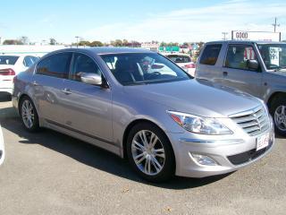 Used 2012 Hyundai Genesis w/Technology Pkg for sale in Saint John, NB
