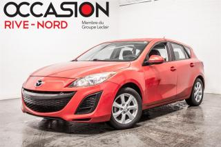 Used 2011 Mazda MAZDA3 Sport GX A/C+GR.ELECTRIQUE for sale in Boisbriand, QC