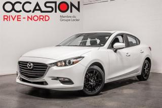 Used 2017 Mazda MAZDA3 GS TOIT.OUVRANT+MAGS+BLUETOOTH for sale in Boisbriand, QC