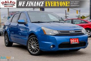 Used 2011 Ford Focus SES | LEATHER | SUNROOF | HEATED SEATS for sale in Hamilton, ON