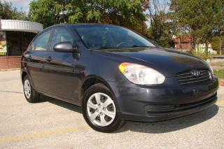 Used 2009 Hyundai Accent AUTO GLS for sale in Mississauga, ON
