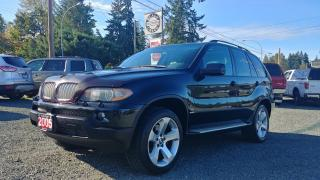 Used 2005 BMW X5 4.4i for sale in Black Creek, BC