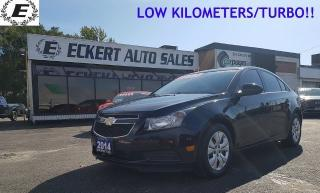 Used 2014 Chevrolet Cruze 1LT WITH 1.4L TURBO ENGINE!! for sale in Barrie, ON