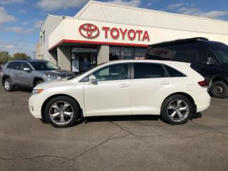 Used 2014 Toyota Venza XLE AWD V6 LEATHER PKG for sale in Cambridge, ON