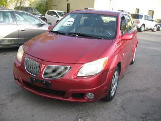 Used 2006 Pontiac Vibe AUTO! POWER WINDOWS for sale in Scarborough, ON