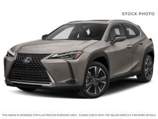 Used 2019 Lexus UX 250H Luxury Package for sale in Edmonton, AB